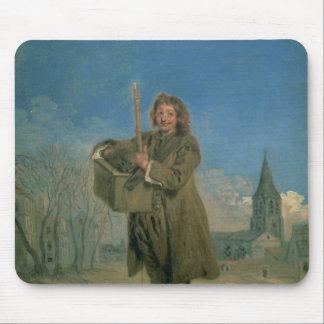 Savoyard avec Marmot, 1715-16 Tapis De Souris
