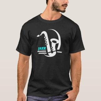 Saxo de jazz t-shirt