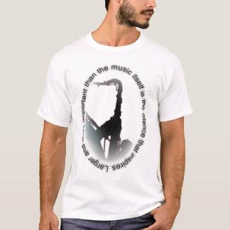 Saxo foncé t-shirt