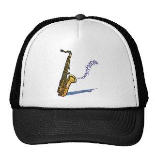Saxophone Casquettes