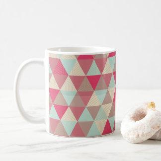 Scandi triangle mug