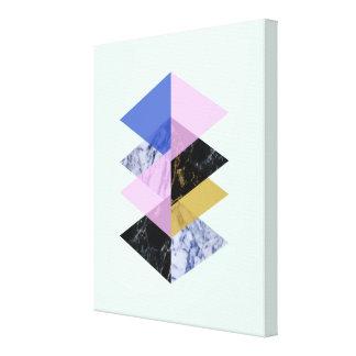Scandinave #886 abstrait toile