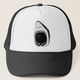 scaphandre animal de hai de weisser de requin casquette