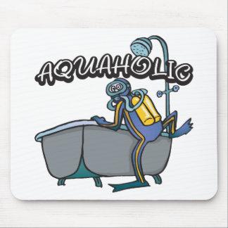 SCAPHANDRE d'Aquaholic Tapis De Souris