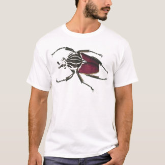 Scarabée de Goliath T-shirt