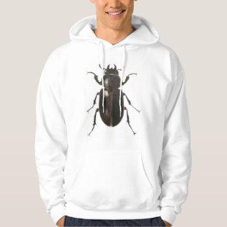 Scarabée de mâle 2011 veste à capuche