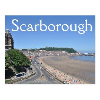 Scarborough un, nouvelle carte postale