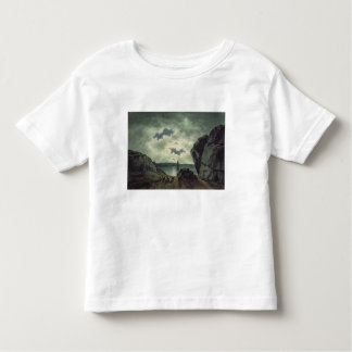 Scène de baie dans le clair de lune, 1787 (la t-shirt