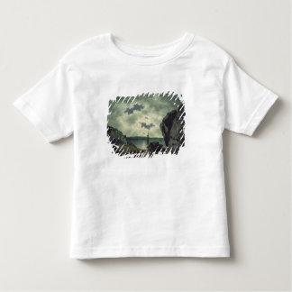 Scène de baie dans le clair de lune, 1787 (la t-shirt pour les tous petits