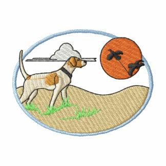Scène de chien de chasse