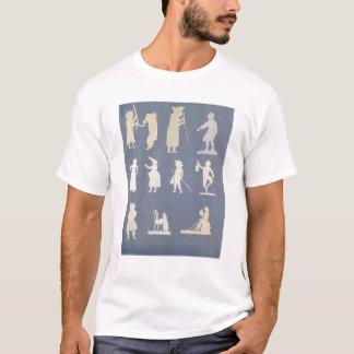 Scène de genre t-shirt