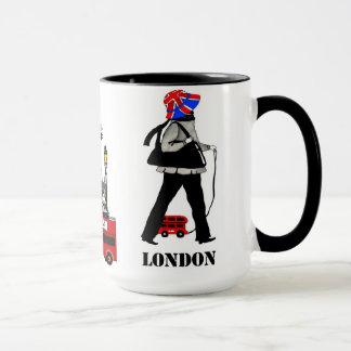 Scène de Londres Mug