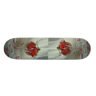 Scène de mariage skateboard