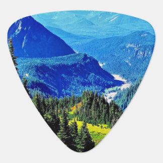 Scène de montagne, onglet de guitare de