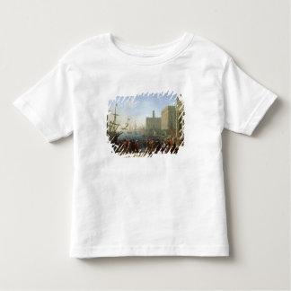 Scène de port t-shirt pour les tous petits