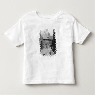 Scène de rue à Londres victorienne T-shirt Pour Les Tous Petits