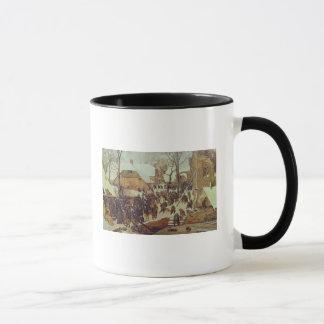 Scène d'hiver, XVIème siècle Mug