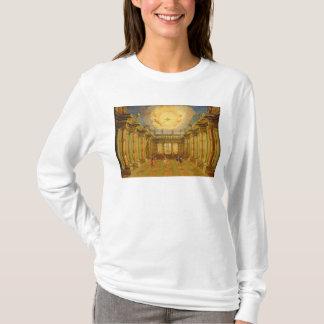 Scène X : la cour du roi de Naxos T-shirt