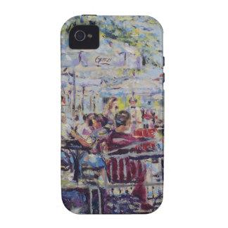 SCÈNES D'ART D'ANN ARBOR COQUES iPhone 4/4S