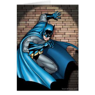 Scènes de Batman - dans le projecteur Carte De Vœux