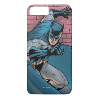 Scènes de Batman - mur de briques Coque iPhone 8 Plus/7 Plus