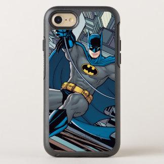 Scènes de Batman - mur de graduation Coque Otterbox Symmetry Pour iPhone 7