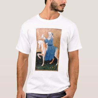 Scènes de colporter courtois t-shirt