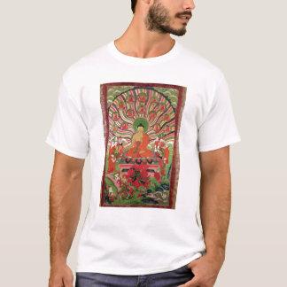 Scènes de la vie de Bouddha T-shirt