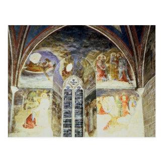 Scènes de la vie de St John Carte Postale