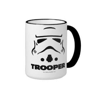 Schéma soldats de la cavalerie de tempête mug ringer