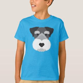 Schnauzer miniature t-shirt