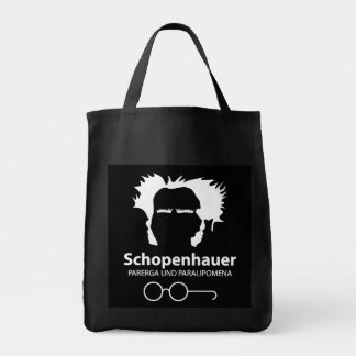 Schopenhauer Parerga Confidence ED. Sacs De Toile