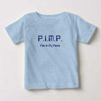 Science fiction de la chemise 7 de bébé du t-shirt pour bébé