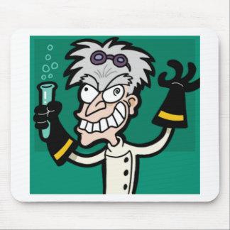 scientifique excited tapis de souris