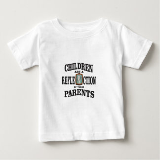 scientifique fou t-shirt pour bébé