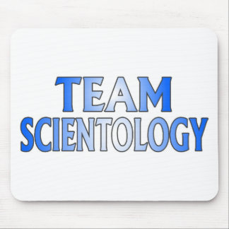 Scientology d'équipe tapis de souris