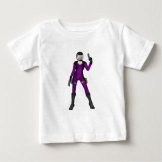 Scifi Cop T-shirt Pour Bébé