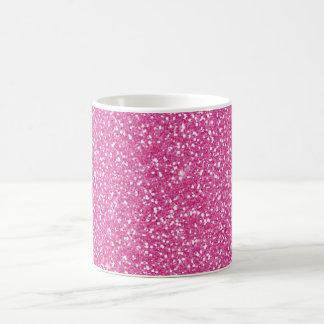 Scintillement au néon vibrant à la mode frais de mug