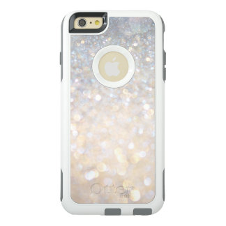 Scintillement moderne Girly d'or Coque OtterBox iPhone 6 Et 6s Plus