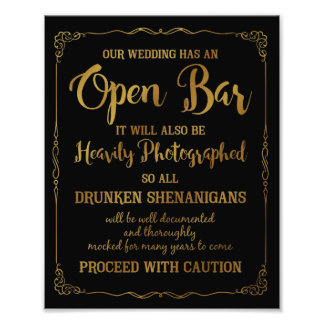 Scintillement ouvert d'or de signe de mariage de photos d'art