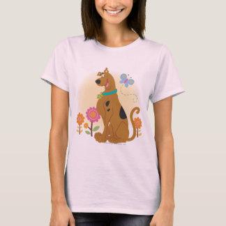 Scooby Doo après Butterfly1 T-shirt