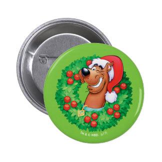 Scooby en guirlande badges