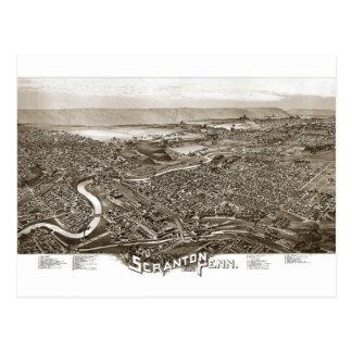 Scranton Carte Postale
