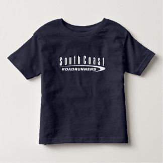 SCRR badine l'obscurité de T-shirt avec le logo
