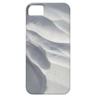 Sculpture en dérive de neige d'hiver coque iPhone 5 Case-Mate
