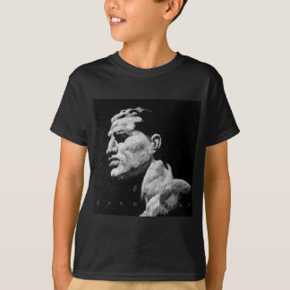 Sculpture masculine italienne Foro Italico 1 T-shirt