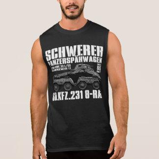 Sd.Kfz. 231 (8-Rad) Tee-shirts Sans Manches