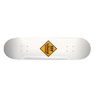 SDP Alliance libéral signent Skateboards Personnalisés
