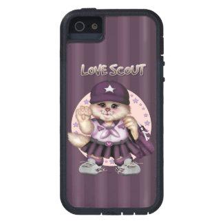 Se d'iPhone de FILLE de CAT de SCOUT + iPhone 5/5S Coque Case-Mate iPhone 5