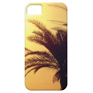 Se d'iPhone de palmier + iPhone 5/5S, à peine là iPhone 5 Case